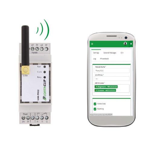 modulo di comunicazione GSM / a distanza