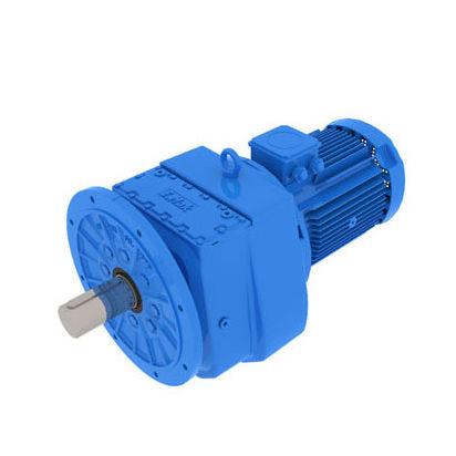 riduttore a ingranaggi elicoidali / coassiale / compatto / per motore