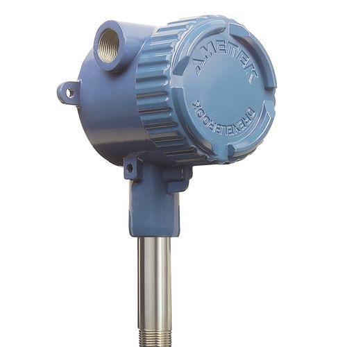 livellostato alimentato da circuito / ad ammettenza RF / per liquidi / per solidi