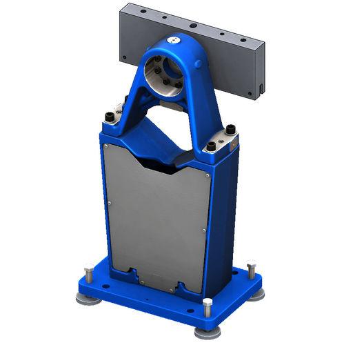 posizionatore a motore / rotativo / 1 asse / per robot