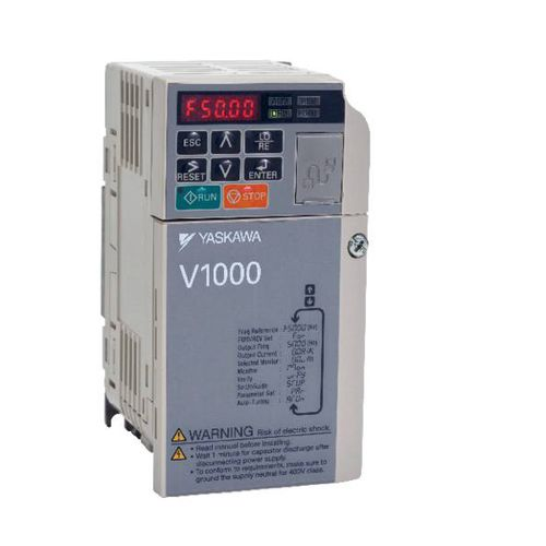 convertitore di frequenza a controllo vettoriale / a montaggio verticale / IP20 / IP66
