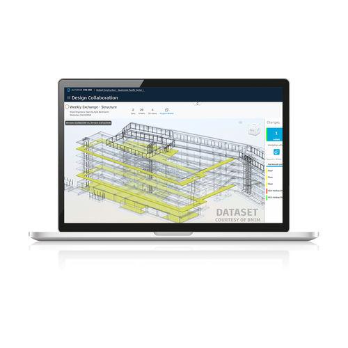 software di regolazione / di progettazione / BIM / di gestione
