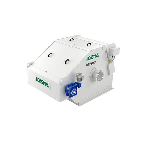 filtro per liquidi / a manica / industriale / a gravità