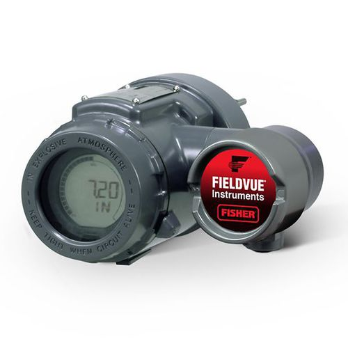 Controllore di livello FIELDVUE™ DLC3020f  FISHER REGULATORS