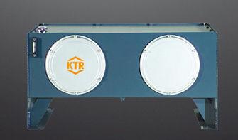 Serbatoio in acciaio / di raccolta fluido / verticale BNK series KTR