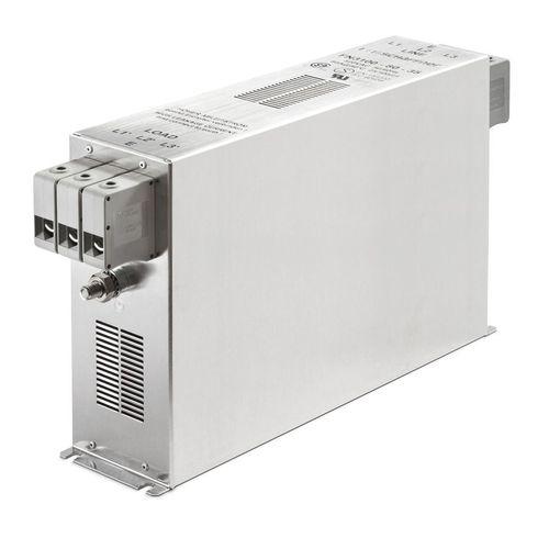 filtro elettronico passa-banda / passivo / EMI / avvitabile