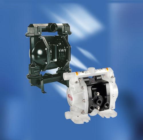 Pompa per prodotti chimici / per carburante / azionata ad aria / autoadescante FDM series FLUX-GERÄTE GMBH
