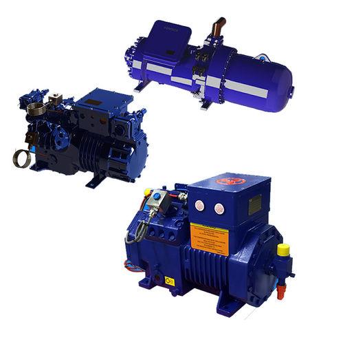compressore di gas / fisso / con motore elettrico / alternativo
