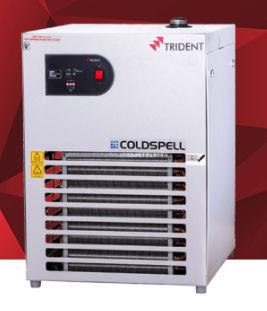 essiccatore per aria compressa a refrigerazione - Trident Pneumatics Pvt Ltd