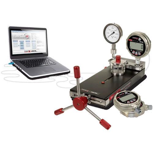 sistema di calibratura di pressione / portatile