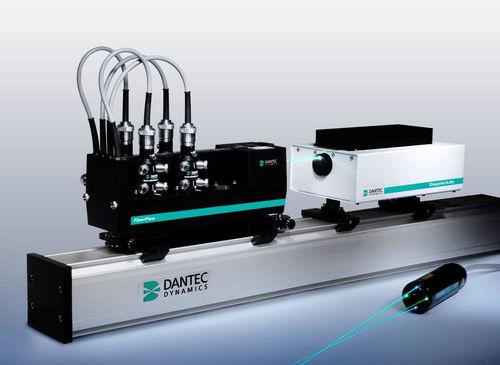 sistema laser continuo / a fibra ottica / verde