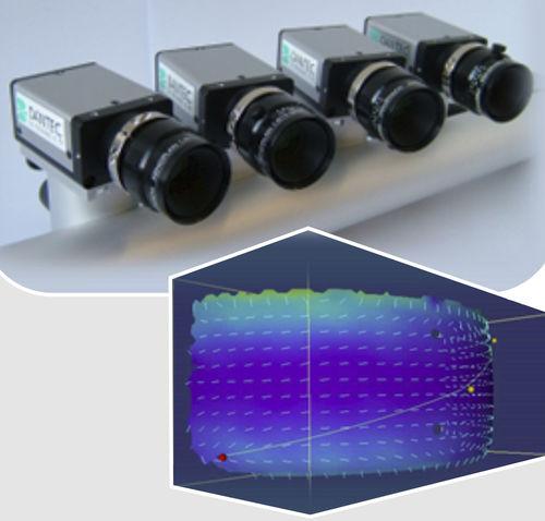 telecamera di misura / di visione per macchina industriale / visibile / digitale