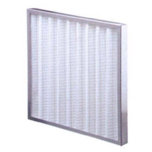 filtro ad aria / in pannelli / plissé / per HVAC