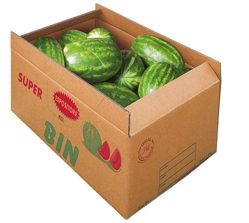 cassetta in cartone / per carichi pesanti
