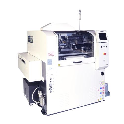 Macchina serigrafica automatica multicolore / per dispositivi elettronici / ad alta velocità SPV Panasonic Factory Automation Company