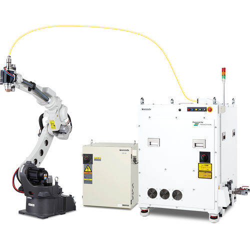 robot di saldatura a punti / di saldatura ad arco / di saldatura laser / compatto