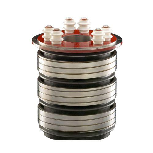 collettore ad anelli in sotto-assiemi / per motore elettrico / per generatore / in carbonio