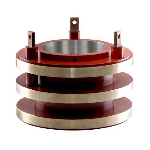 collettore ad anelli per motore elettrico