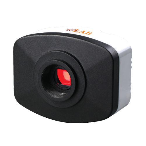 telecamera per visione scientifica / a colori / CMOS / USB