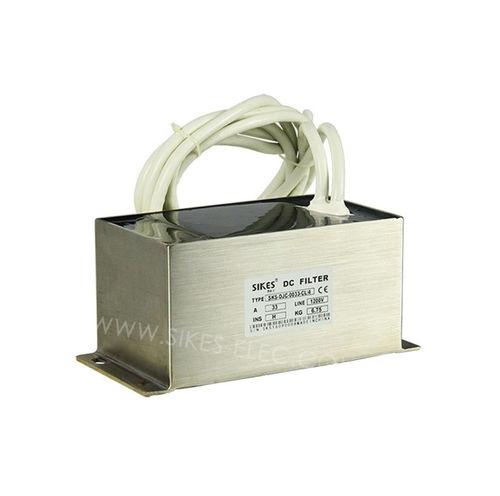 filtro elettronico passa-banda / passivo / DC / armonico