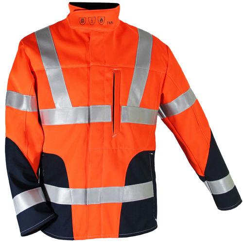 giacca alta visibilità / in cotone / in viscosa / in poliestere