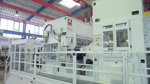 Punzonatrice semiautomatica / pneumatica / per lamiera Needle Loom Stylus AUTEFA SOLUTIONS