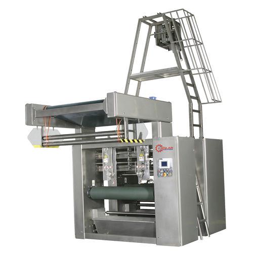 idroestrattore centrifugo per tessuti