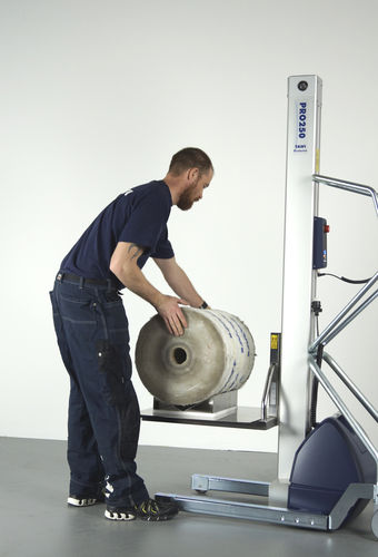 sollevatore per cilindri - TAWI