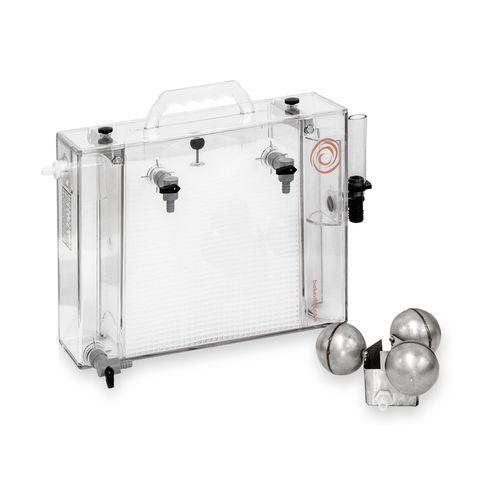 separatore olio a coalescenza / acqua / portatile