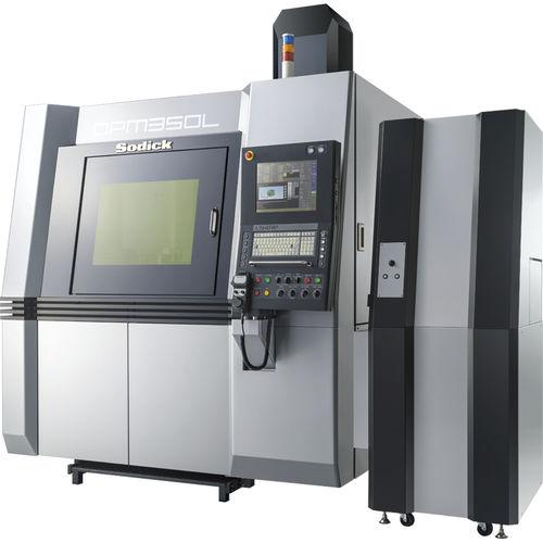 fresatrice CNC 3 assi / di precisione / ad alta velocità