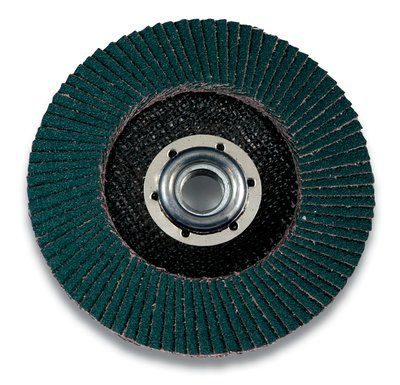 Disco a lamelle di finitura / per acciaio inox 546D 3M Manufacturing And Industry Abrasives