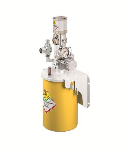 sistema di lubrificazione a olio / a grasso / centralizzato / linea singola