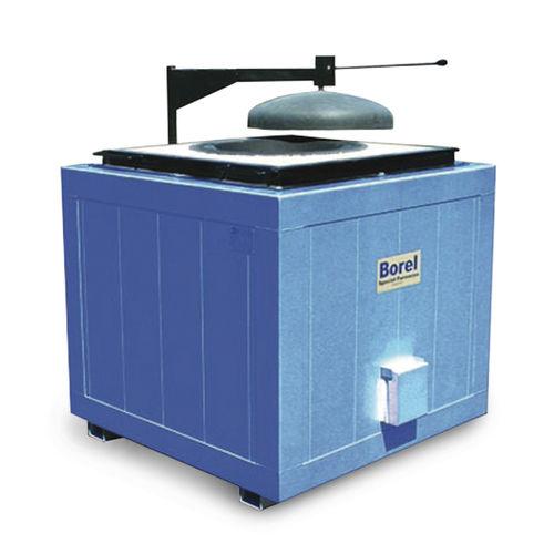 forno di fusione / per tempra / a pit / elettrico a resistenza