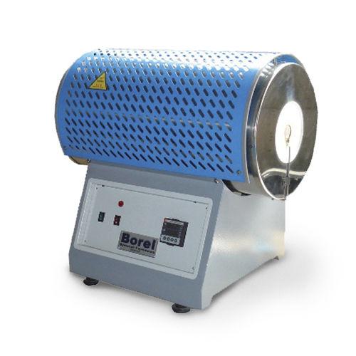 forno tubolare / elettrico / in atmosfera controllata