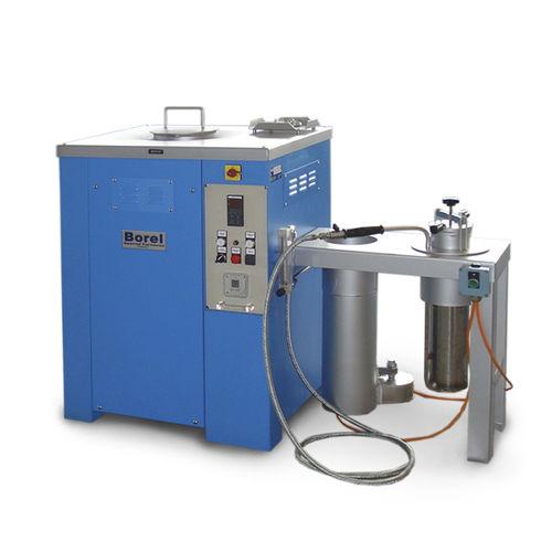 forno per trattamento termico / a pit / elettrico a resistenza / a gas inerte