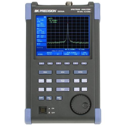 analizzatore di rete di comunicazione / di spettro / portatile / compatto
