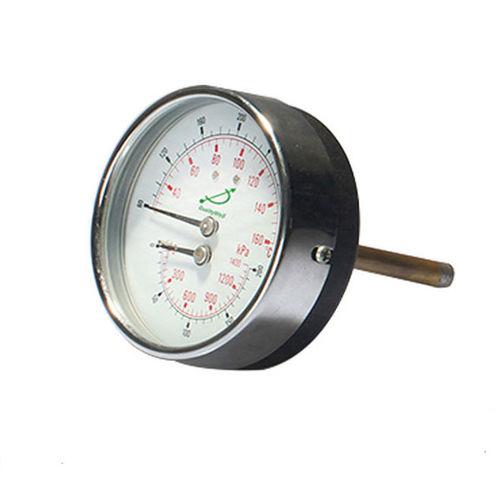 termomanometro con quadrante - Shanghai QualityWell industrial CO.,LTD.