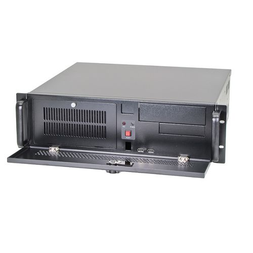 Case per PC per rack / 3U / industriale / rinforzato RCK-316M AICSYS Inc
