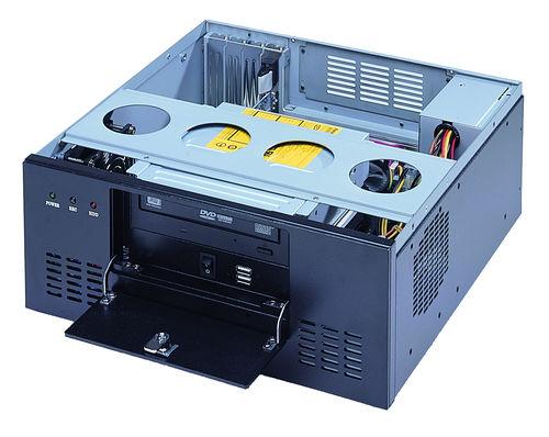 telaio PC benchtop / compatto / per backplane / 8 slot