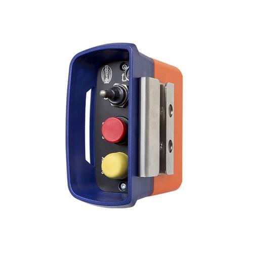 telecomando radio / a pulsanti / con interruttore leva / IP65