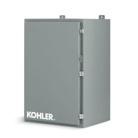 commutatore di trasferimento automatica / chiusa / 4 poli / 3 poli