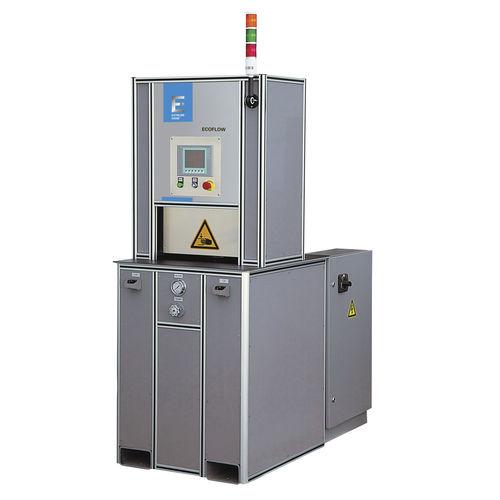 macchina lucidatrice per metalli / per orefici / automatica / di superficie