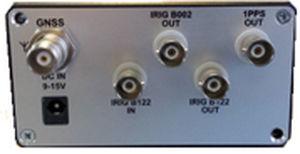 unità di distribuzione tempo / frequenza - TimeLink microsystems