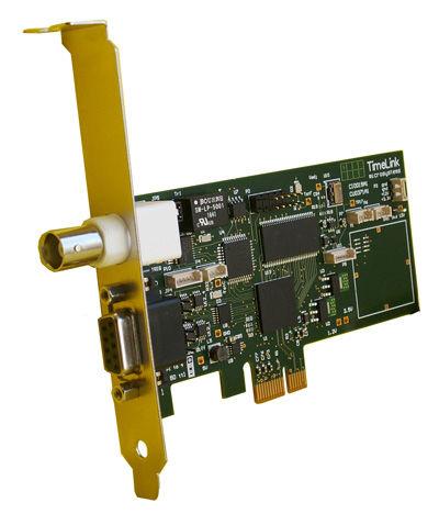 scheda CompactPCI - TimeLink microsystems