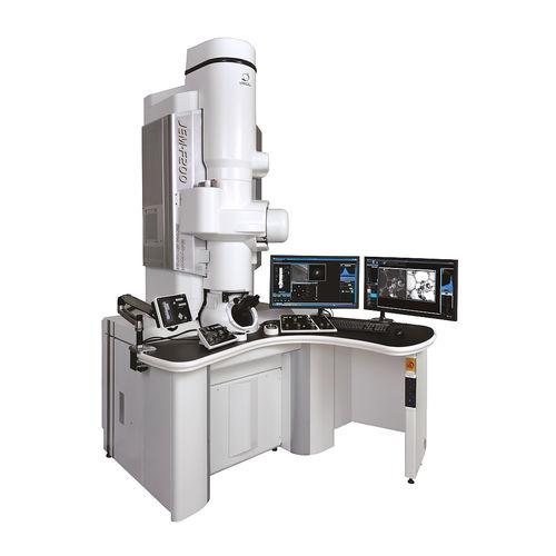 Microscopio ottico / per analisi / ad alta risoluzione / a campo chiaro JEM-F200 Jeol