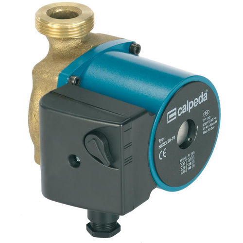 Pompa centrifuga / per acque calde / di ricircolo / ad accoppiamenti magnetici NCS3 Calpeda