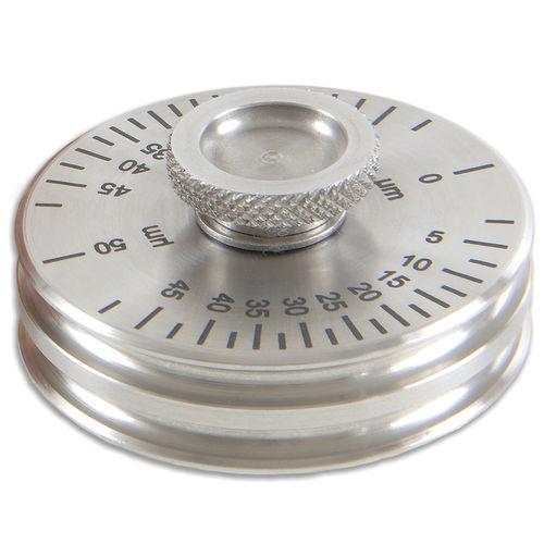 misuratore di spessore di rivestimento / circolare per film umido