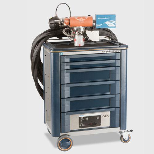 spettrometro di massa / di misura / di monitoraggio
