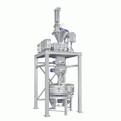 Granulatore a rotore Pharmapaktor® K HOSOKAWA ALPINE