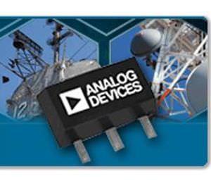 amplificatore di potenza / RF / differenziale / a basso rumore